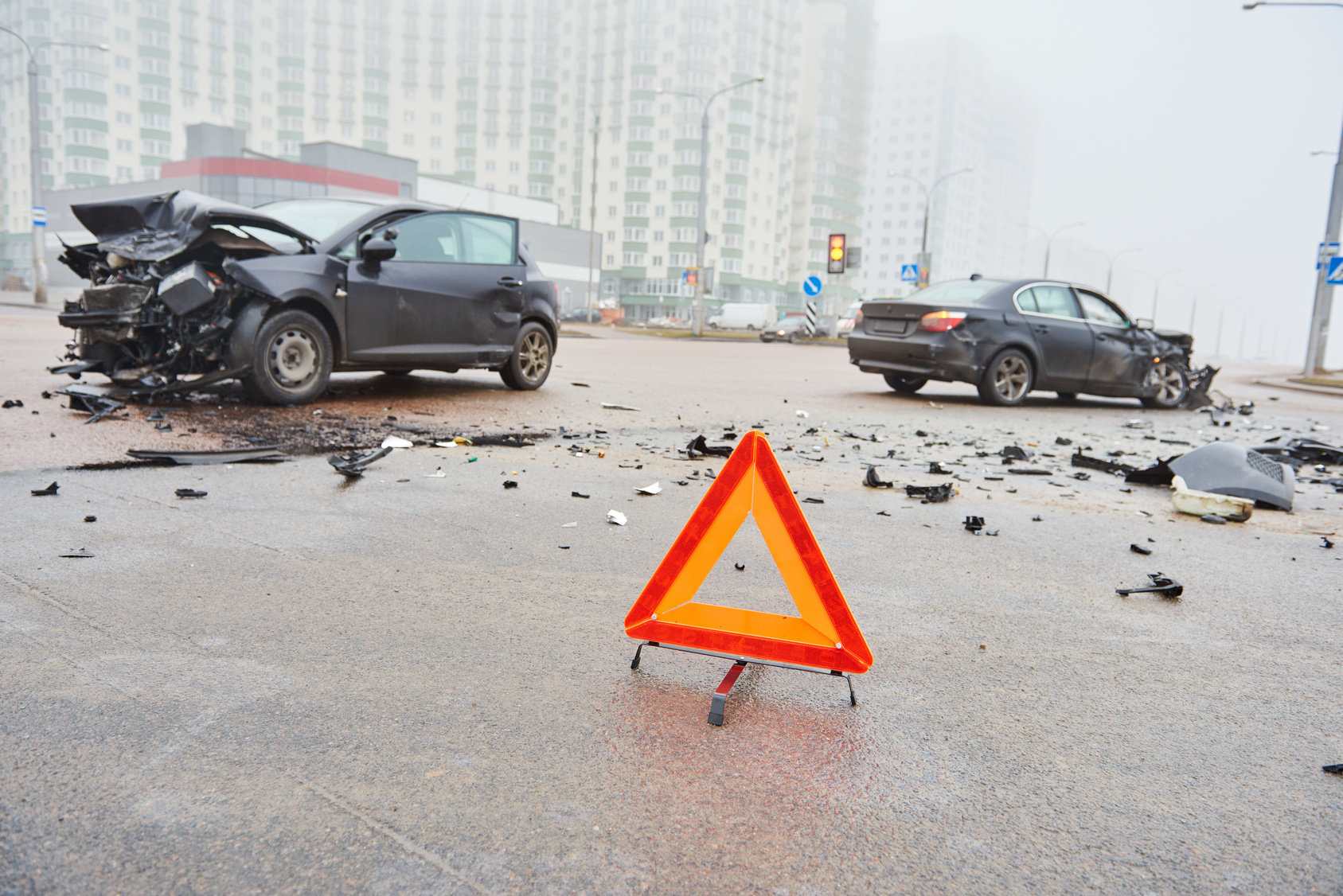 two car crash with injuries and if you need a personal injury attorney in Flint look here.