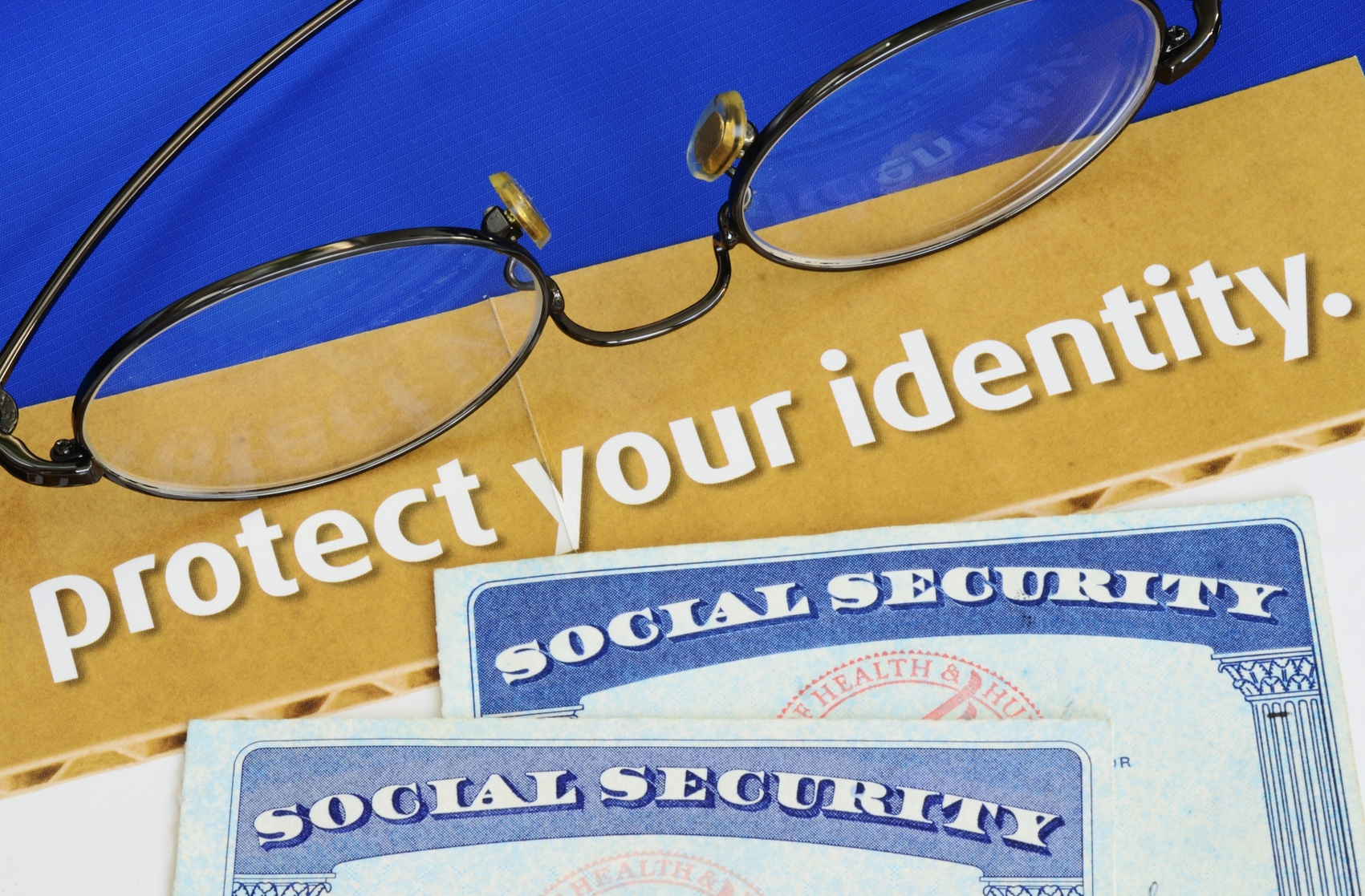 Protect personal identity concept of privacy theft and if you need a criminal defense attorney find a good one in Flint.
