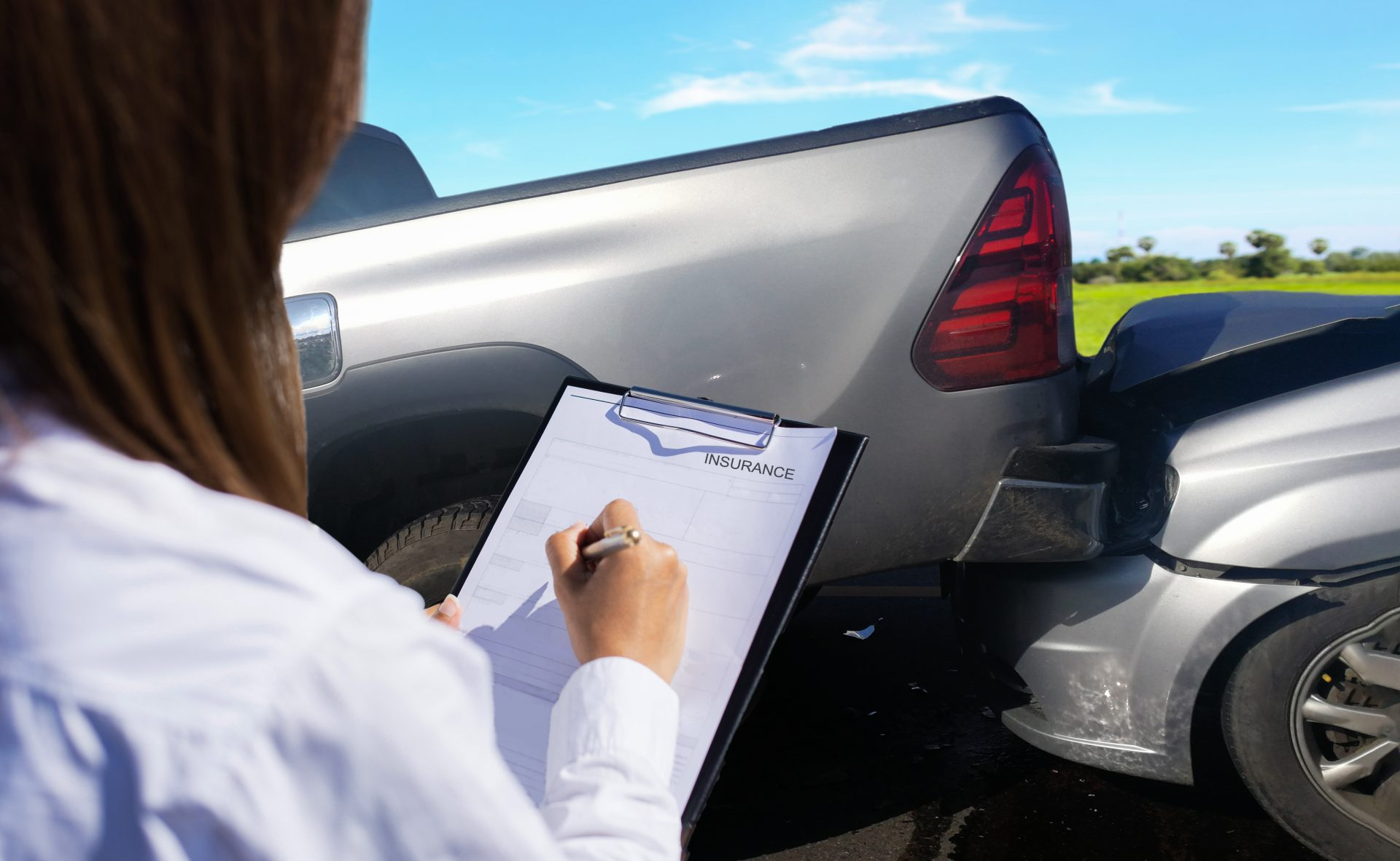 Filing an accident report with insurance agent, for help with damages from your car accident speak to Flint Car Accident Lawyer.